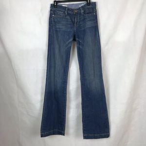 Gap 1969 Long & Lean Jeans Size 27 / 4L
